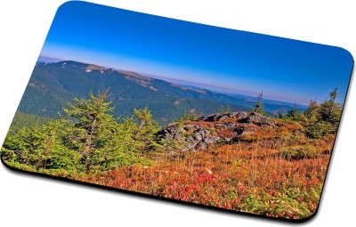 RADANYA Nature Mouse Pad 32315 Mousepad(Multicolor)