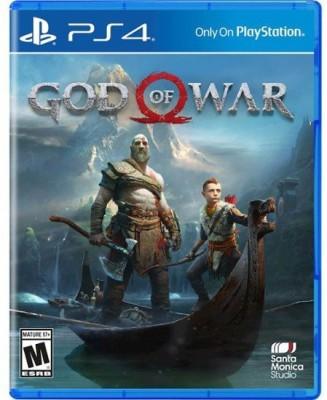 PS4 God of war (standard)(for ps4) at flipkart