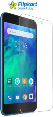 Flipkart SmartBuy Tempered Glass Guard for Mi Redmi 5A, Mi Redmi Go(Pack of 2)