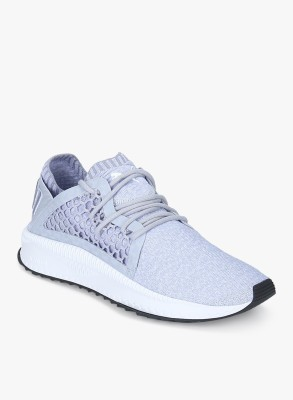 Puma TSUGI NETFIT evoKNIT Icelandic Blue-Puma Running Shoes For Women(Blue, Grey) at flipkart