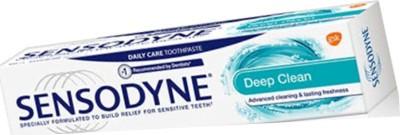 Sensodyne DEEP CLEAN ---PACK OF 2 Toothpaste(140 g, Pack of 2)