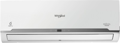 Whirlpool 1.5 Ton 3 Star Split AC  - White, Grey(1.5T Magicool Elite Pro 3S COPR_MPS, Copper Condenser)