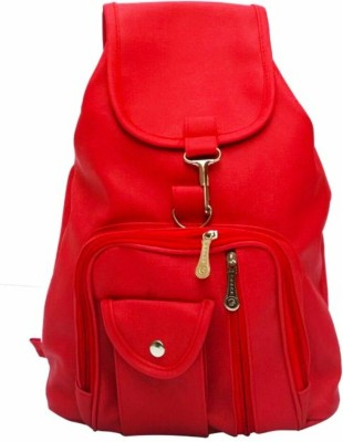 haiko red pithu 50 L Backpack(Red)