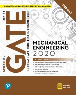 Gate Mechanical Engineering 2020  (English, Paperback, unknown)