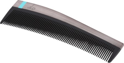 Jean Louis David Carbon Fine Toothed Hair Comb for Thin Hair