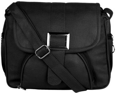 Fairdeals Black Shoulder Bag Fairdeals Sling Bags