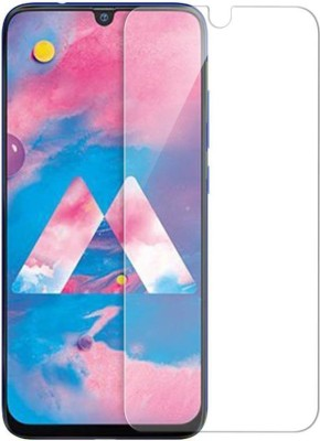 Micvir Edge To Edge Tempered Glass for Samsung Galaxy A30, Samsung Galaxy A50, Samsung Galaxy M30, Samsung Galaxy A20(Pack of 1)