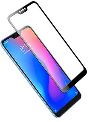 Mocell Tempered Glass Guard for Mi Redmi 6 pro(Pack of 1)