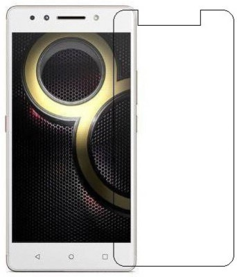Icod9 Tempered Glass Guard for Lenovo K8 Plus(Pack of 1)