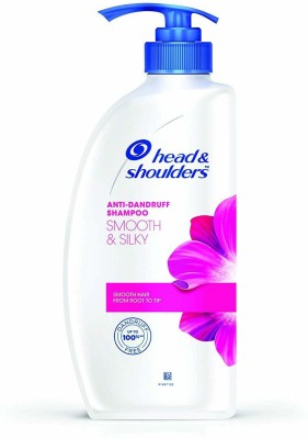 Head & Shoulders Smooth And Silky Shampoo,(675 ml)