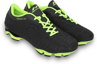 Nivia Dominator Football Shoes For Men Black Nivia Sports Shoes