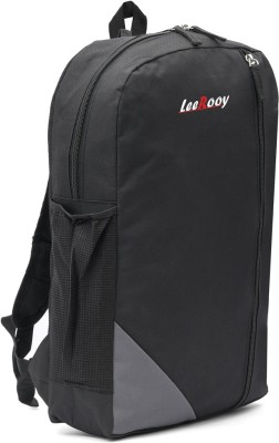 LeeRooy 17 inch Inch Laptop Backpack Black