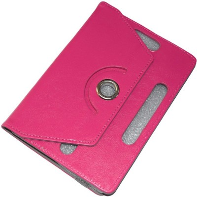 VeilSide Book Cover for iBall Q7218(Pink)
