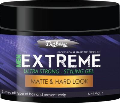 duzberry Hairwax Hair Styler for best styles [100gm] Hair Wax(110 g)