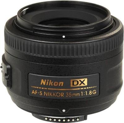 Nikon AF-S DX 55-200MM F/4-5.6G ED  Lens(Black, 52)