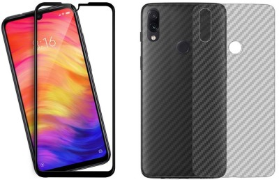 Karpine Front and Back Screen Guard for Mi Redmi Note 7, Mi Redmi Note 7 Pro, Mi Redmi Note 7S(Pack of 1)