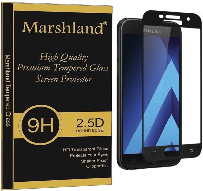 NINE H Tempered Glass Guard for SAMSUNG GALAXY A3(2016)