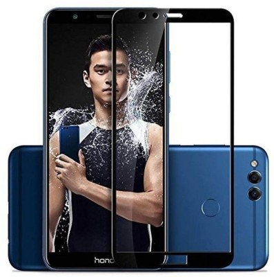 Mocell Tempered Glass Guard for Honor 7X(Pack of 1)
