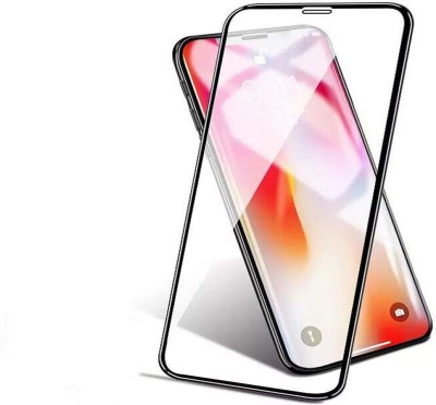 Mocell Tempered Glass Guard for Apple iPhone X(Pack of 1)