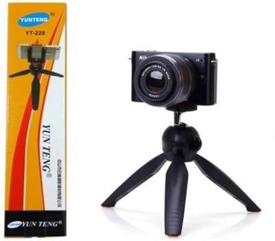 SACRO TIO_525O_mi YT-228 Camera Tripod Tripod(Black, Supports Up to 700 g) 1
