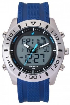 Fastrack Analog Digital Watch   For Men Fastrack Wrist Watches