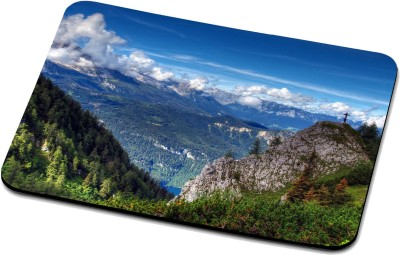 RADANYA Nature Mouse Pad RPD37024 Mousepad(Multicolor)