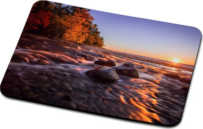 RADANYA Nature Mouse Pad RPD38019 Mousepad(Multicolor)