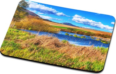 RADANYA Nature Mouse Pad RPD38233 Mousepad(Multicolor)