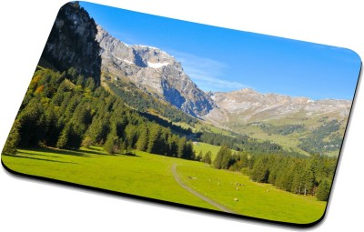RADANYA Nature Mouse Pad RPD36183 Mousepad(Multicolor)
