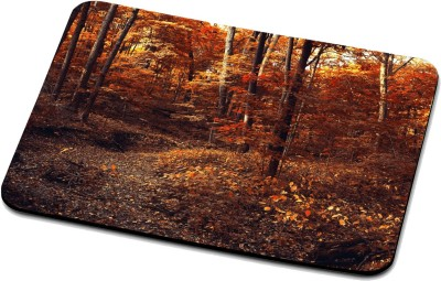 RADANYA Nature Mouse Pad RPD36267 Mousepad(Multicolor)