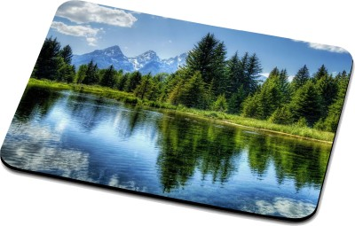 RADANYA Nature Mouse Pad RPD38392 Mousepad(Multicolor)