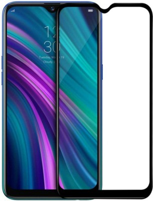 LORTZEA Edge To Edge Tempered Glass for REDMI NOTE 7S (11D)(Pack of 1)