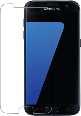 BlackBug Tempered Glass Guard for SAMSUNG GALAXY S7 SCREEN PROTECTOR,SCREEN GUARD (CLEAR HD) 0.3MM,2.5D(Pack of 1)