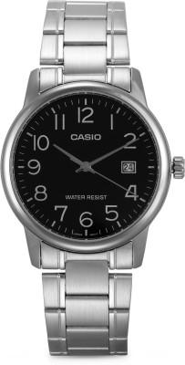 CASIO Enticer Men's Enticer Men's   MTP V002D 1BUDF   Analog Watch   For Men CASIO Wrist Watches