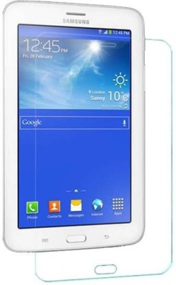 A-Allin1 Tempered Glass Guard for Samsung Galaxy Tab 3 Lite T111(Pack of 2)
