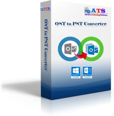 ATS Software ATS OST to PST Converter(24 hours, 2 PC)