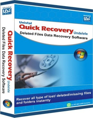 Unistal Quick Recovery - Deleted File Recovery Software(1 year, 1 PC)
