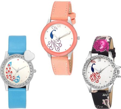KDS Super New Designer Party~Wedding Style girls Watch - For Women Analog Watch  - For Women