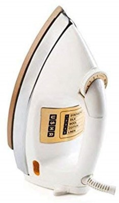 Usha Heavy Weigt 1.75 kg EL 3710 1000 W Dry Iron(White)