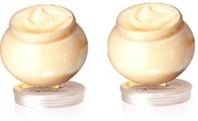 Oriflame Sweden Milk & Honey Gold Nourishing Hand & Body Cream (250 ml) pack of 2(500 ml)