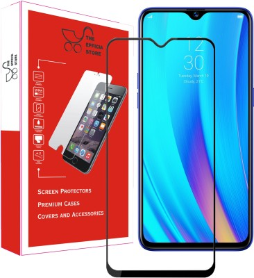 Efficia Edge To Edge Tempered Glass for Oppo F9, OPPO F9 Pro, Realme 2 Pro, Realme U1, Realme 3 Pro(Pack of 1)