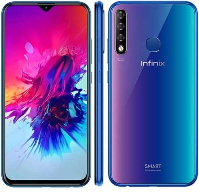 Fashion Way Front and Back Screen Guard for INFINIX SMART 3 PLUS {FLEXIBLE GLASS}(Pack of 2)