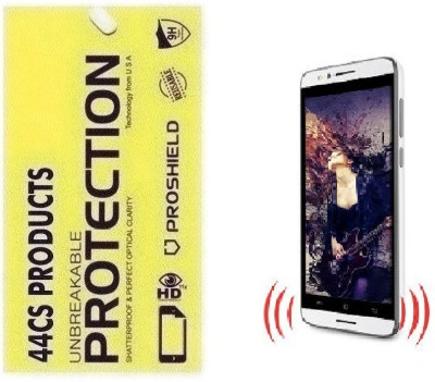 44MOB Impossible Screen Guard for Lava Iris Selfie 50(Pack of 1)