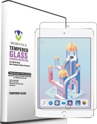 MOBIVIILE Tempered Glass Guard for Apple iPad Mini (2019) 7.9 Inch Screen Size(Pack of 1)