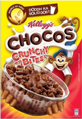 Kellogg's Chocos Crunchy Bites(375 g, Box)