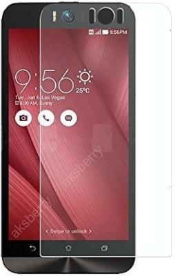 BlackBug Tempered Glass Guard for BlackBug™ Tempered Glass,Screen Protector,Screen Guard for Asus Zenfone Selfie Zd551Kl (Clear HD) 0.3mm, 2.5D(Pack of 1)