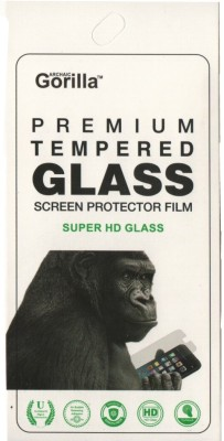 ARCHAIC Gorilla Tempered Glass Guard for Lenovo K9 Note(Pack of 1)