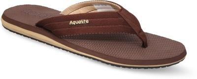 Aqualite Aqualite Flip Flops (Brown) Flip Flops