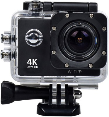 Style Maniac 4k Ultra HD 4k Ultra HD waterproof sports/Action camera Sports and Action Camera (Black 16 MP) Sports and Action Camera(Black 16 MP) 1