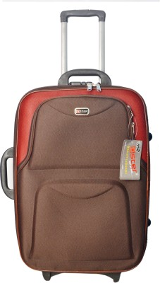 Oster DZR Check-in Luggage - 24 inch(Brown)